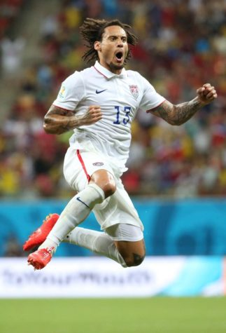 U.S. National Team member Jermaine Jones will play for the New England Revolution after another bizarre gimmick by the MLS
