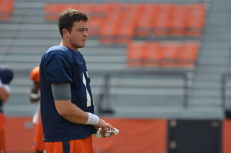 Same old, same old: Wes Lunt's return to football