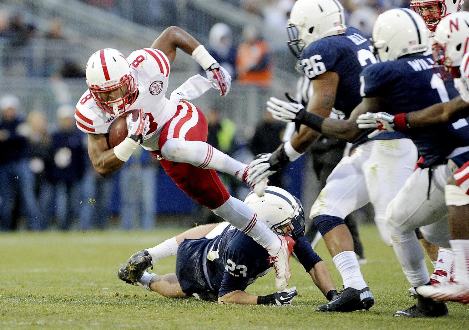 Nebraska running back Ameer Abdullah has rushed for 625 yards and five touchdowns in four games this season. He is emerging as an early Heisman candidate.