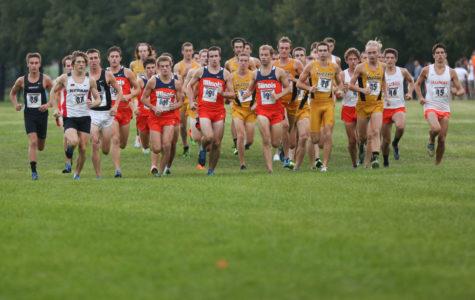 Illinois men's cross-country ready for Roy Griak Invitational