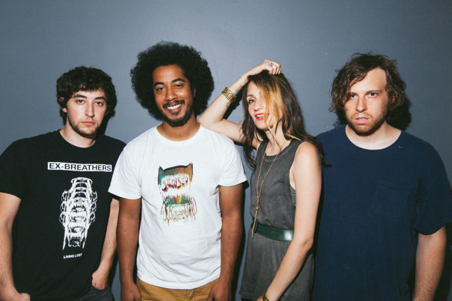 Q&A with Speedy Ortiz's drummer, Mike Falcone