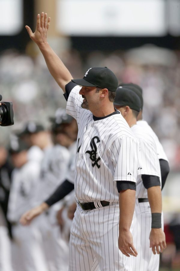 First+baseman+Paul+Konerko+is+retiring+after+16+seasons%2C+almost+all+played+with+the+White+Sox.