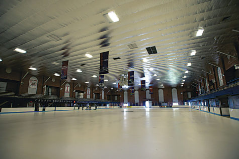 The Illinois Ice Arena is closed, leaving the Illini Hockey Club without a place in Champaign-Urbana to practice.