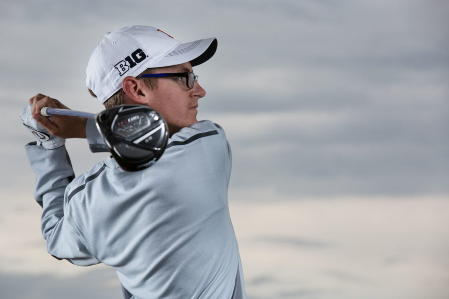 Illini of the Week Sept. 17: Dylan Meyer