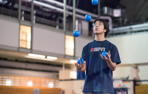 The Science of Juggling