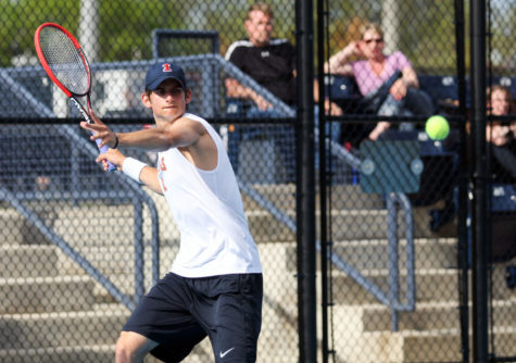 Illini men's tennis returns to action at ITA Midwest Regional Championships