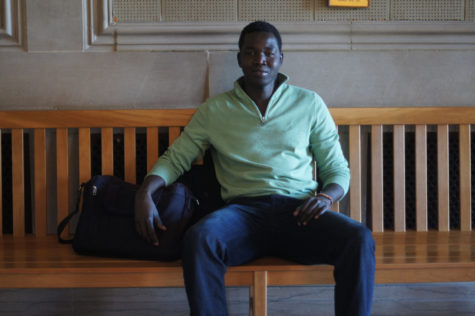 'Lost Boy' of Sudan rises to success on campus