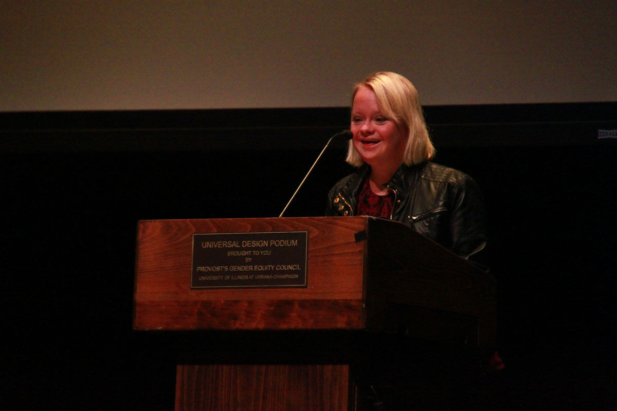 Lauren Potter, actress on the television show