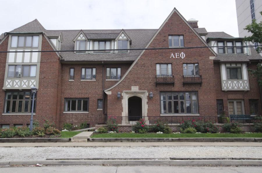 Justeeny+Marszalek+chose+to+live+in+the+Alpha+Epsilon+Phi+sorority+house+during+her+junior+year+on+campus.+The+house+is+located+at+904+S.+3rd+St.+in+Champaign.