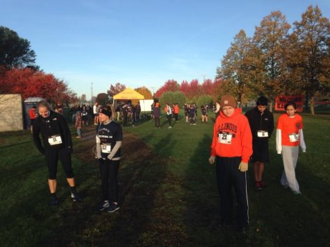 Annual 5K Homecoming race restarts after 8 year hiatus