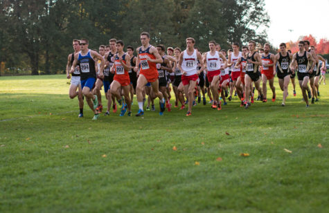 Illinois men's cross-country to send balanced group to Big Ten's