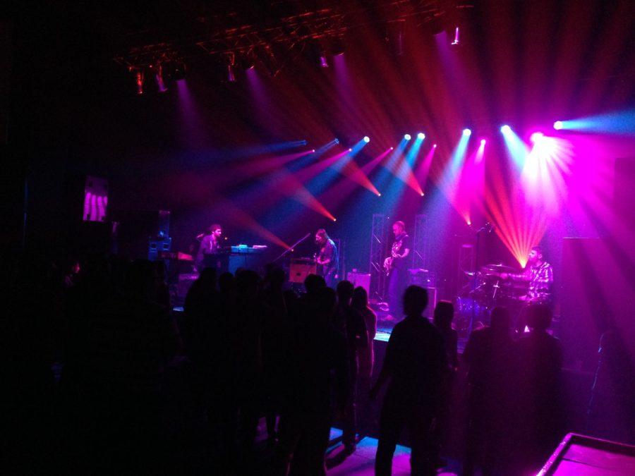 Dopapod brings chill light, music show Sunday night
