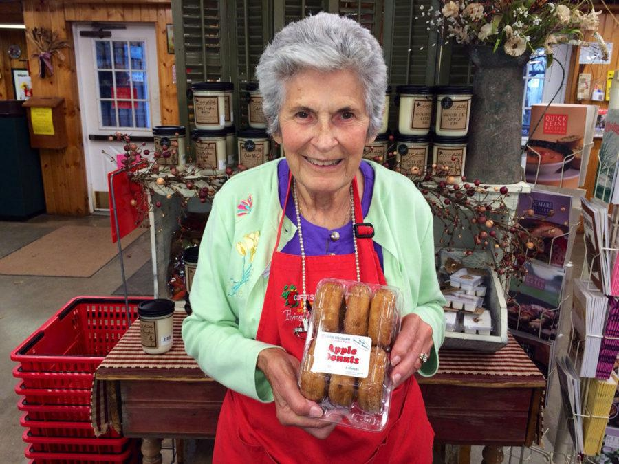 Curtis Orchard: A family for owner Joyce Curtis