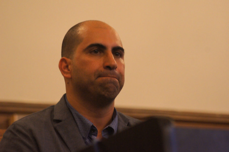 Salaita claims FOIA violation in lawsuit against UI
