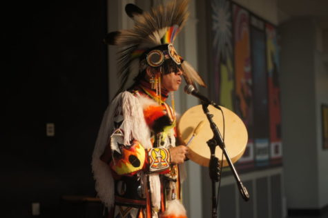 University celebrates Native American Heritage Month