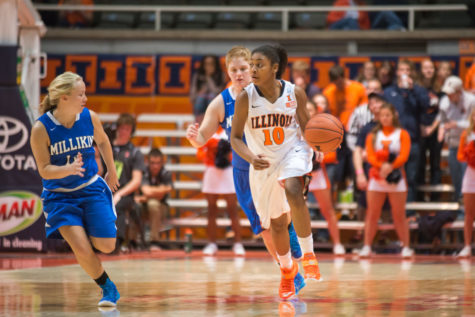 Bollant, Illini women's basketball signs 3 2015 recruits