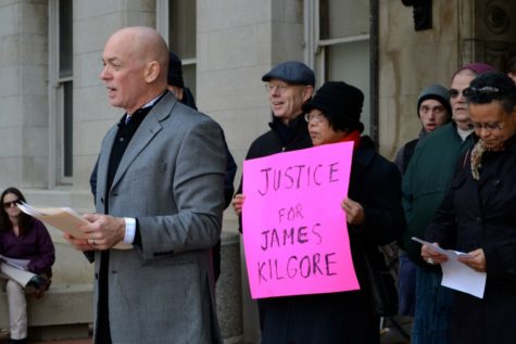 Kilgore supporters push Board of Trustees to consider his employment