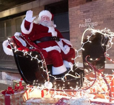Downtown Champaign to light up for Parade of Lights
