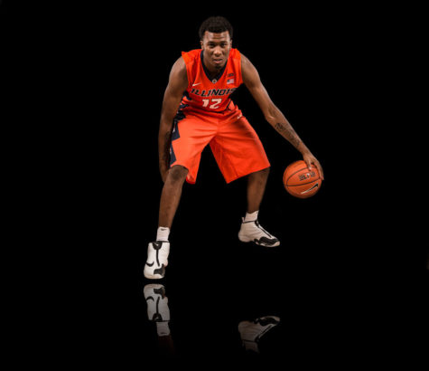With Leron Black, future could be now for Illinois basketball