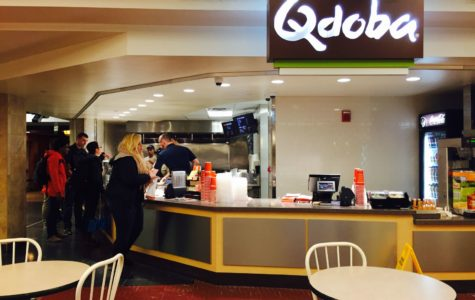 Qdoba caters to campus' Mexican crave