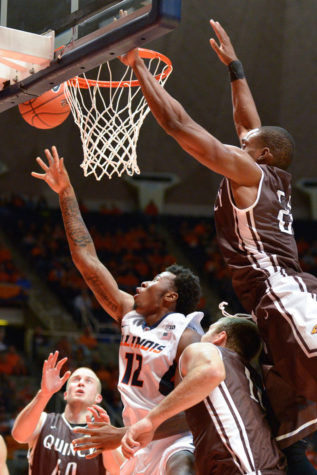 Black's energy, aggression translates to production for Illini basketball