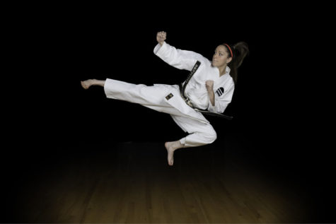 Illinois student's quest to becoming a karate world champion