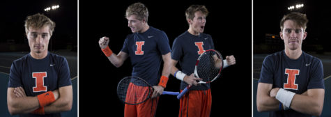 Illini of the Week Nov. 12: Tim Kopinski and Ross Guignon