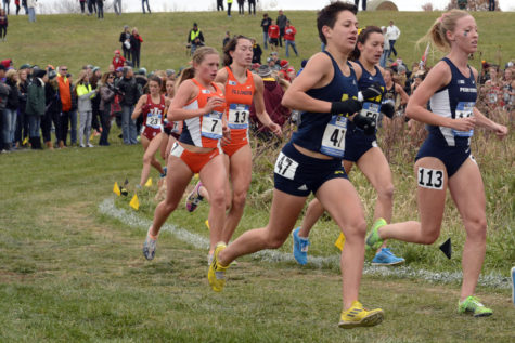 Illini women's cross-country finishes 9th at Big Tens