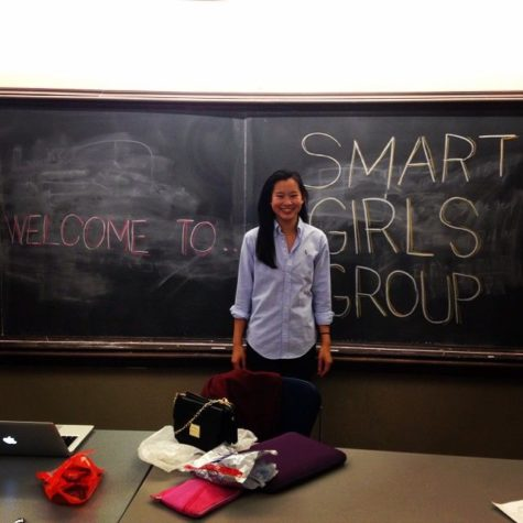 Ellen Guo, sophomore in LAS, began the process to create the registered student organization Smart Girls in summer 2014.