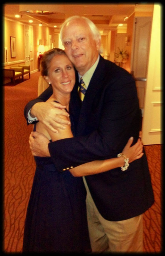 Michelle Dasso and Terry Brown