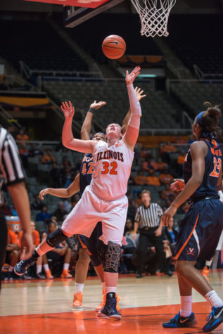 Illinois women's hoops travels to Seton Hall