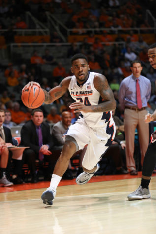 Illinois basketball stumbles against Miami