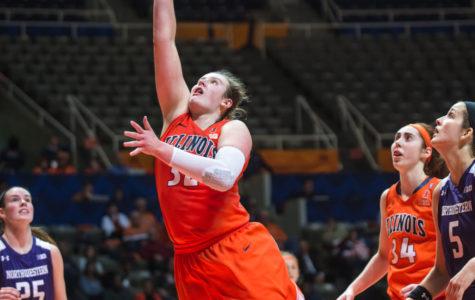 Illinois women's basketball heads to Michigan