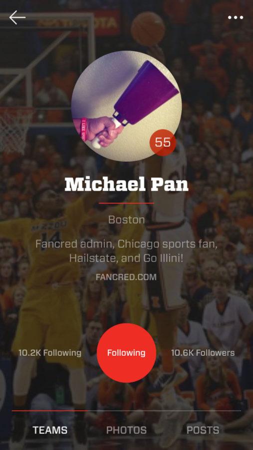 Illinois grad co-founds app to capture sport fans' experiences