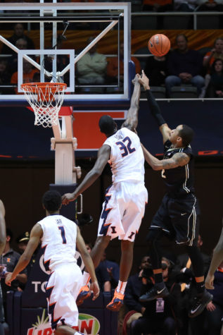 Illinois basketball responds to adversity admirably against Purdue