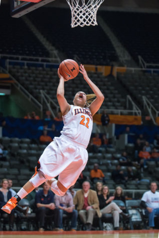Slow starts hurt Illinois women's basketball