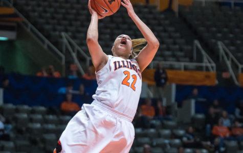 Slow starts hurt Illinois women's basketball