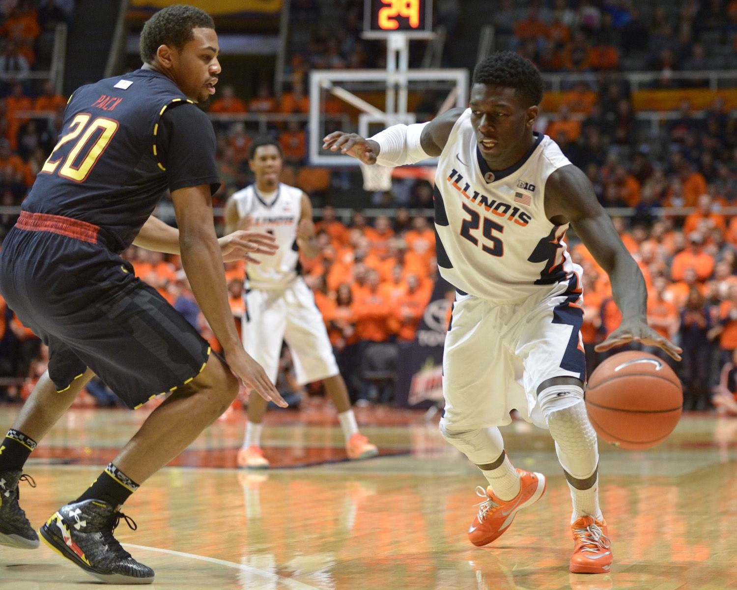 %3Cp%3EIllinois+picked+up+a+big+road+win+at+Northwestern%C2%A0Wednesday%2C+as+Kendrick+Nunn+and+Aaron+Cosby+combined+for+44+of+the+Illini%E2%80%99+72+points.+The+Illini+took+care+of+the+ball+extremely+well+and+shot+nearly+perfect+from+the+free+throw+line%2C+and+it+helped+propel+them+to+their+second+conference+win.%C2%A0%3C%2Fp%3E