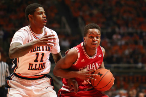 Illinois Basketball's Aaron Cosby out 1-2 weeks with eye injury