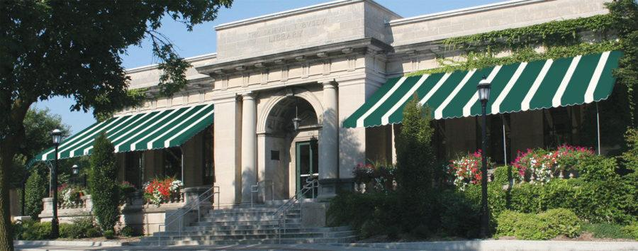 Urbana Free Library: 140 years of community services