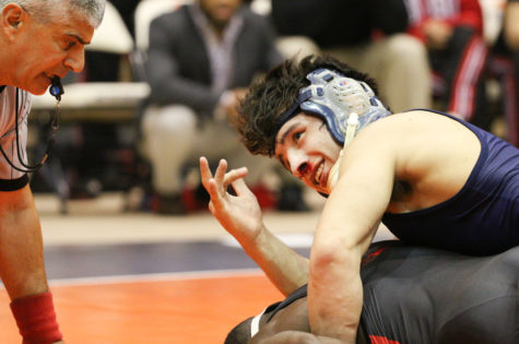 Illini of the Week Jan. 28: Isaiah Martinez