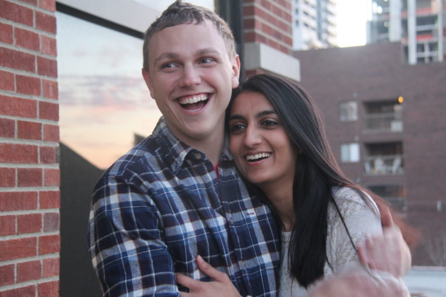 Interracial love in the Millennial generation