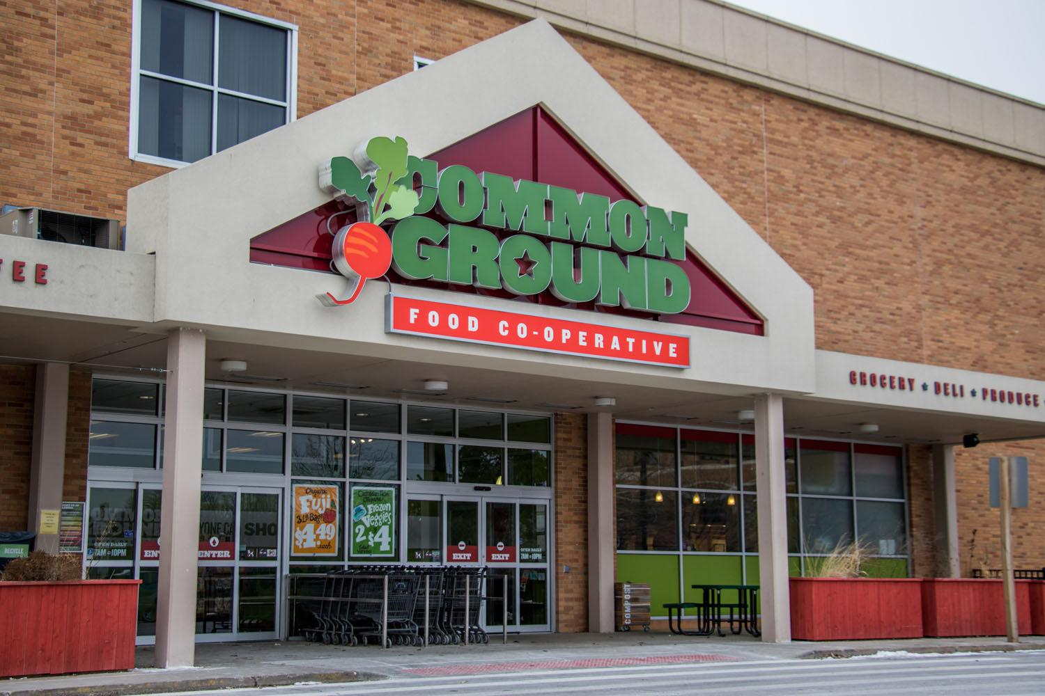 Common Ground Food Co-Op at Lincoln Square Mall in Urbana will have celebrating Urbana's First Fridays festival with food, beer and wine tastings. The event, which spans across downtown Urbana, is Friday, Aug. 4 from 4 to 11 p.m.