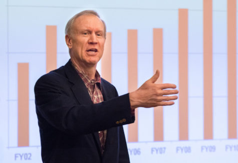 Gov. Rauner's budget plan to cut $209 million in University of Illinois funding