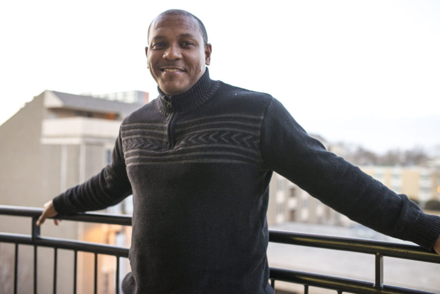 Urbana Alderman Aaron Ammons calls for justice and self-empowerment
