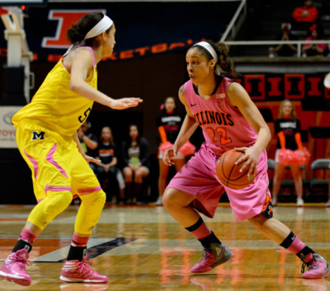 Illinois women's basketball could be rejuvenated by Crawford's return