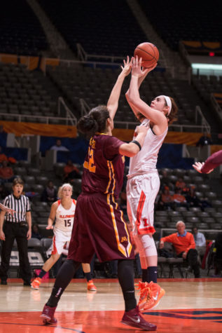 Illinois women's basketball heads to Indiana