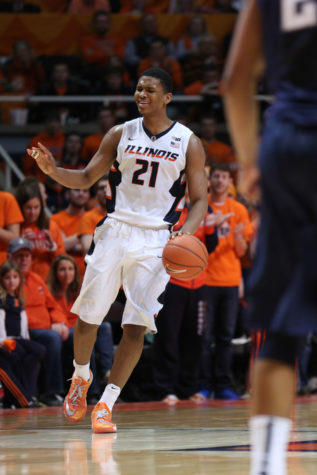 Illini basketball can't afford setback at home against Rutgers