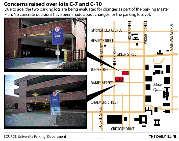 Parking department launches Master Plan