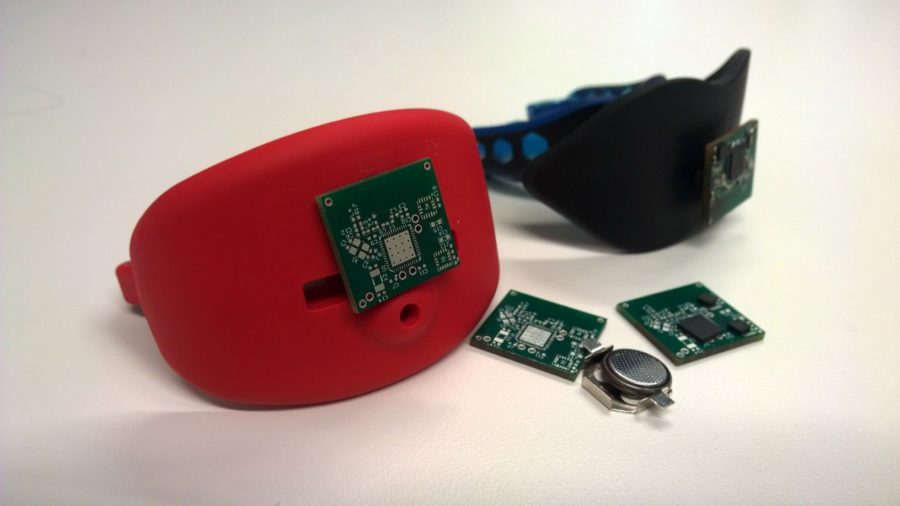 Sudden Impact Analytics has created a chip that measures impact and informs if a concussion could've been suffered when placed on a mouthguard.